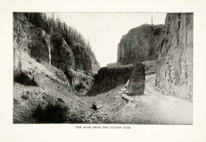 1902 Print Mountain Road Golden Gate Canyon Yellowstone National Park XGNB6