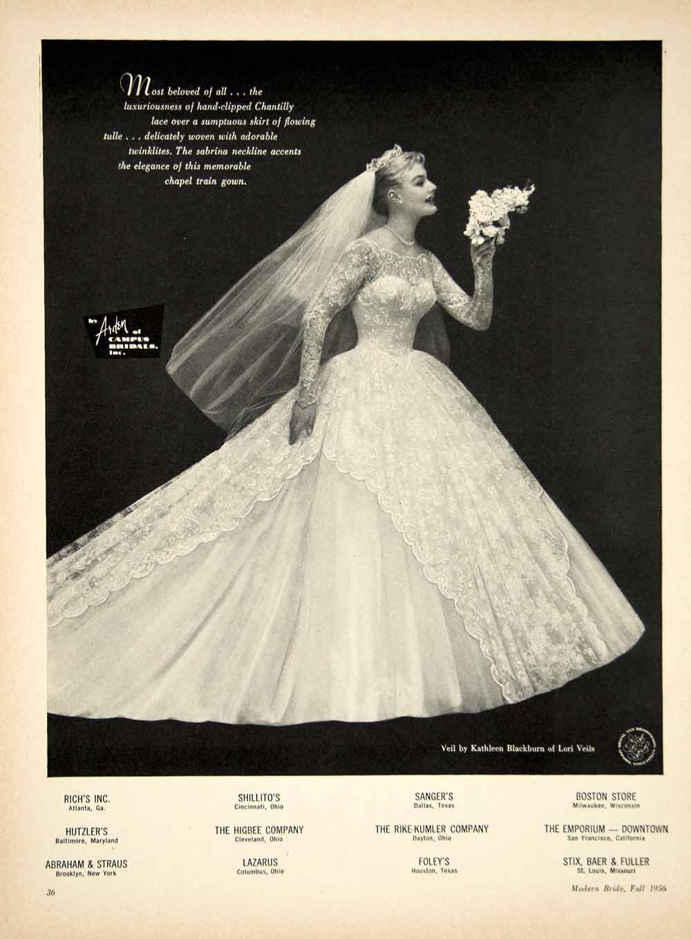 Brooklyn New York Vintage Wedding Dress