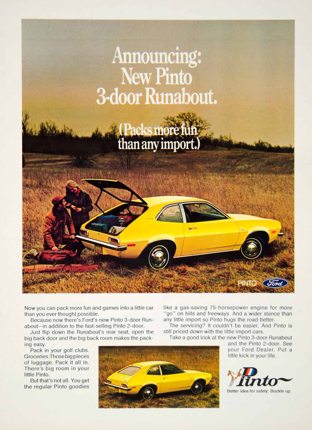 ford pinto essay Free essay: ford pinto case: the invisible corporate human pricetag in this  essay, i will argue that ford motor company's business behavior.