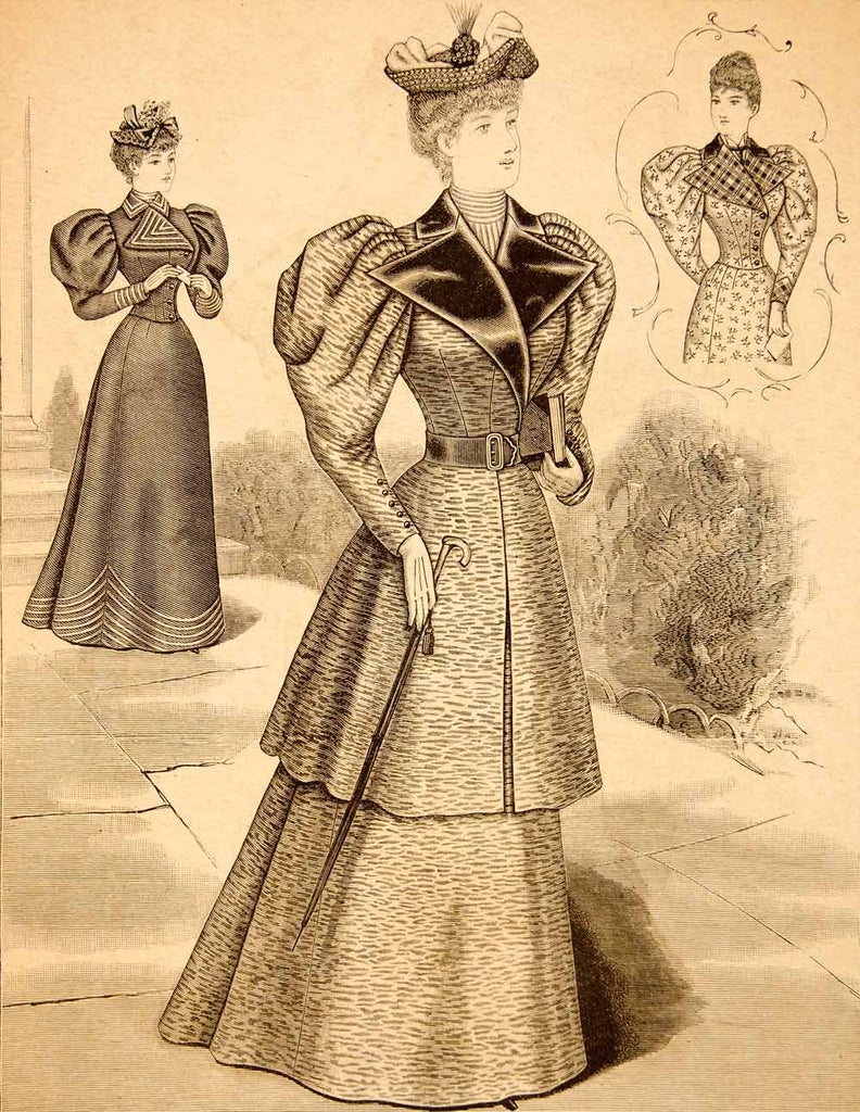 victorian influence on womens fashions essay Victorian era essaysthe victorian era was a time of wide extremes elegant city streets, gas lamps, and in contrast grinding poverty it was also a time of.