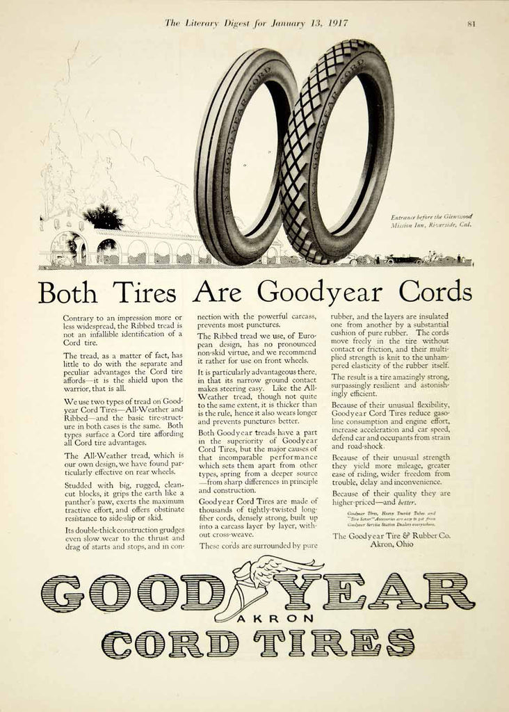 sumerel v goodyear tire rubber company essay A summary and case brief of sumerel v goodyear tire & rubber co, including the facts, issue, rule of law, holding and reasoning, key terms, and concurrences and dissents.