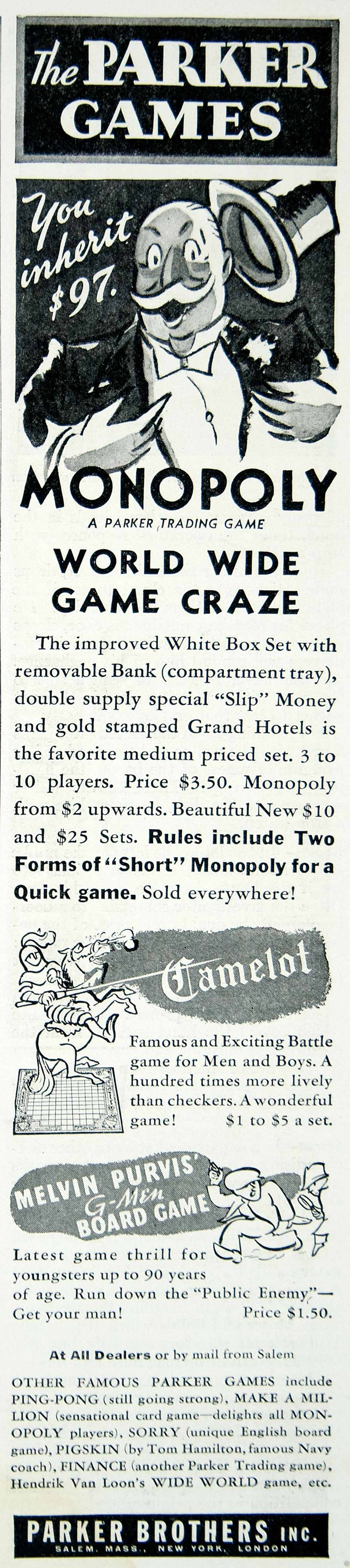 Vintage Toys Page 6 - Period Paper