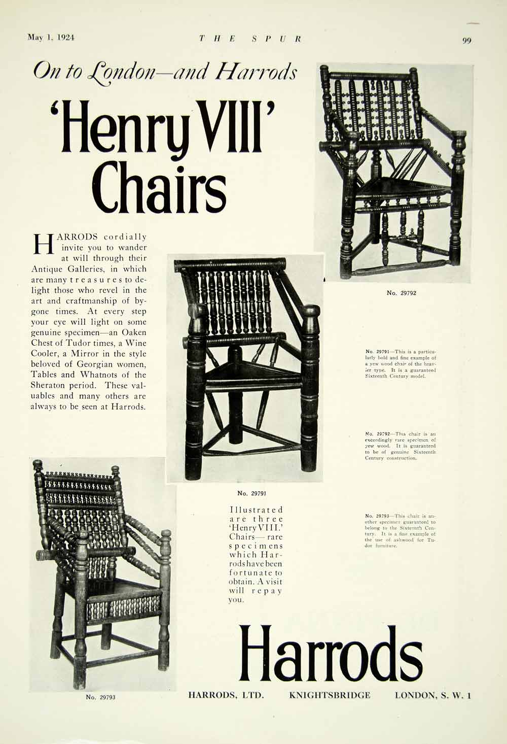 furniture advertising tagged vintage advertising art page 3