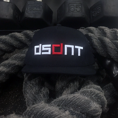 DSDNT Flat bill SnapBack