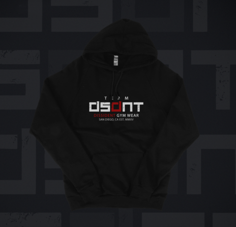 DSDNT Pullover Hoodie - Unisex