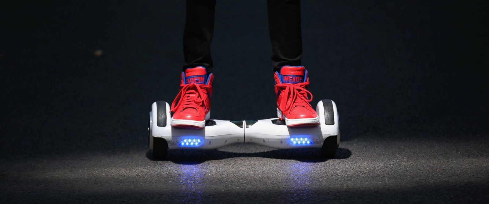 Real Working Hoverboard