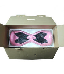 Pink & Black Lambo Hoverboard with Bluetooth (Limited Edition)