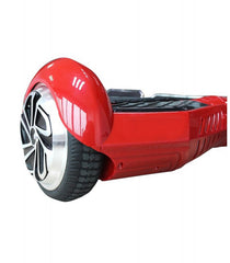Red & Black Lambo Hoverboard with Bluetooth (Limited Edition)