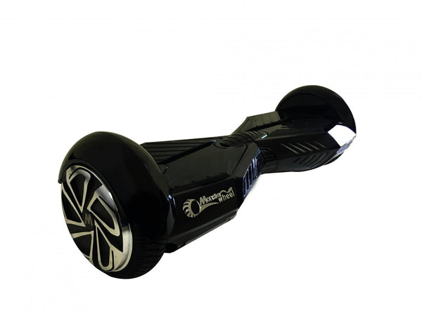 Black Lamborghini Bluetooth Hoverboard w/ remote