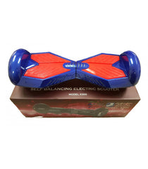 Blue & Red Lambo Hoverboard with Bluetooth (Limited Edition)