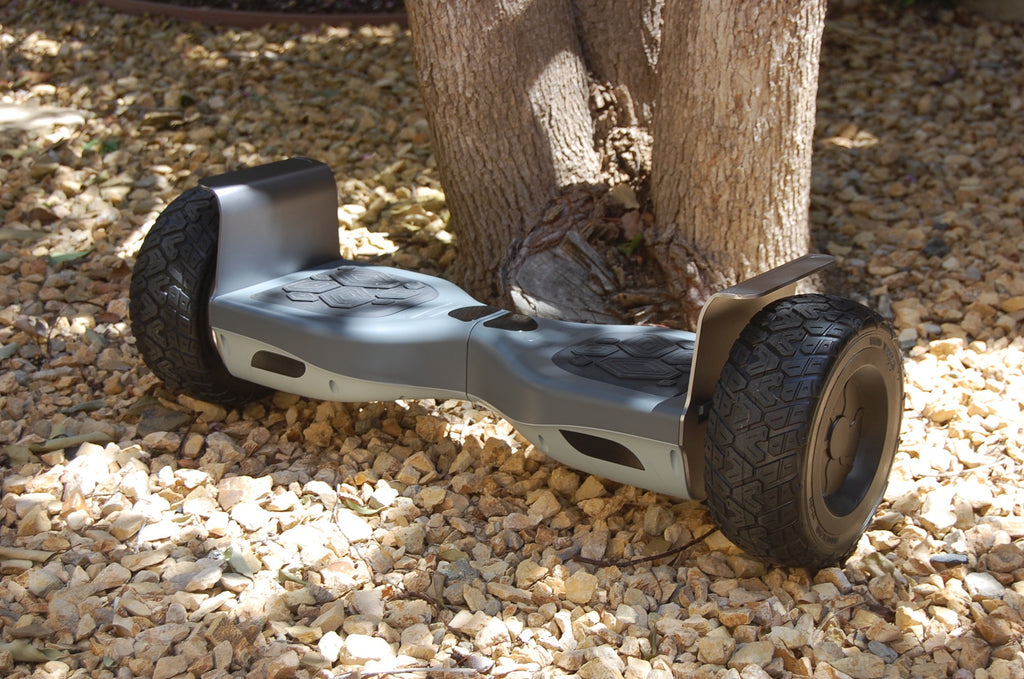 UL 2272 Off Road Ultra X Terrain Gray Hoverboard