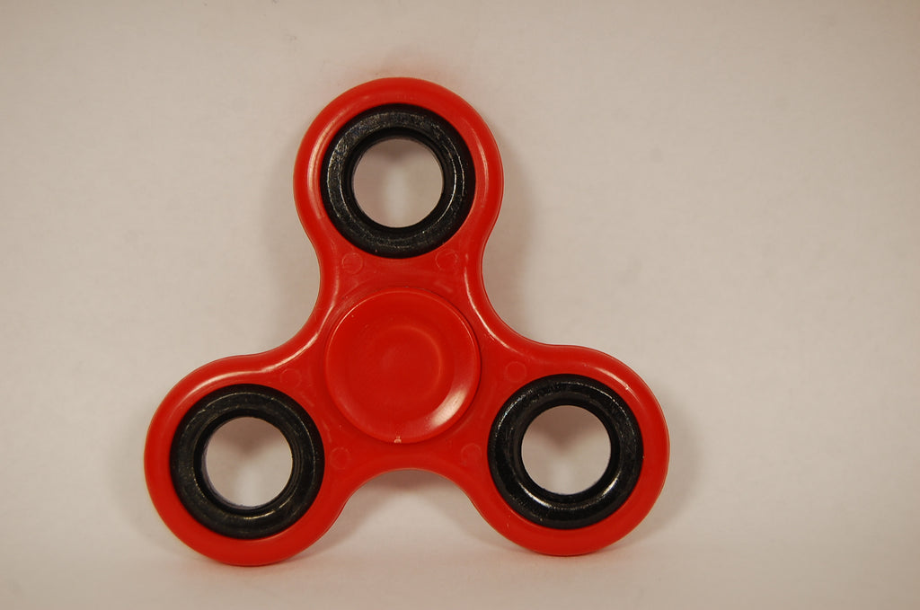 Ultra X Fidget Spinner Red