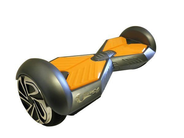 Grey and Yellow Lamborghini Hoverboard Ultra M3 Lambo Hoverboards w/ Remote