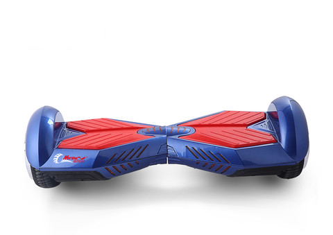 Blue and Red Lamborghini Hoverboard Ultra M3 Lambo Bluetooth Hoverboards w/ Remote
