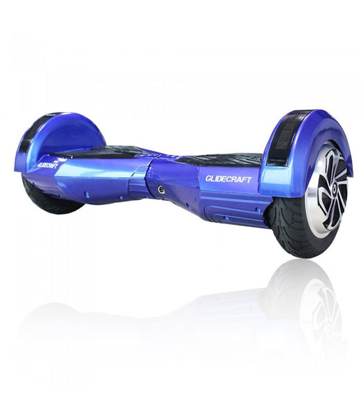 "U325 8.0"" Lambo Hoverboard w/LED's  (Blue)"