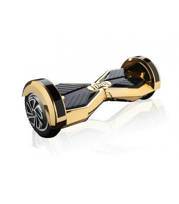 "U325 8.0"" Lambo Hoverboard w/LED's  (Gold)"