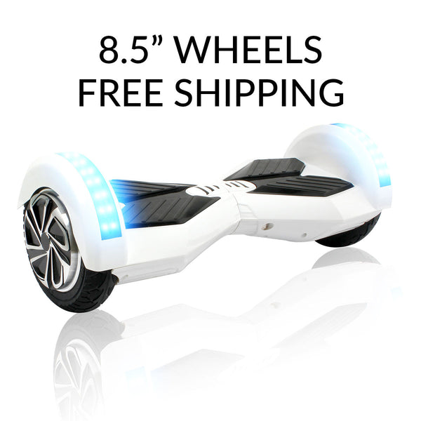 White Lambo Hoverboard