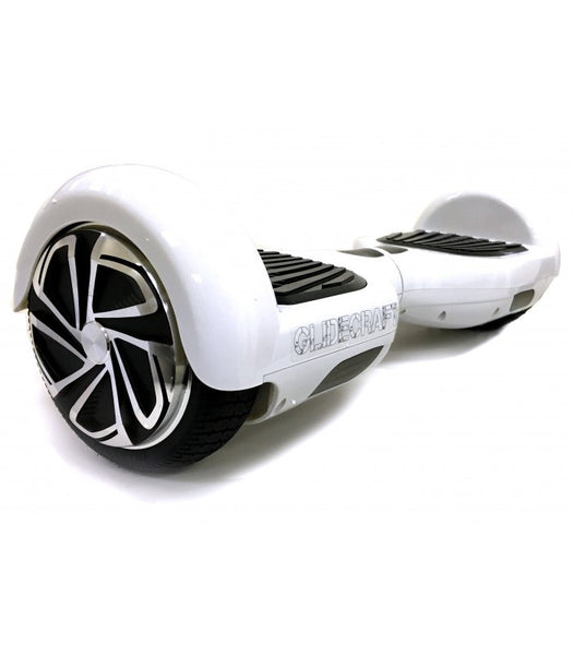 White Ultra Hoverboard