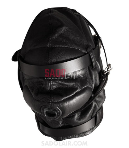 Deprivation Hood For Breathplay Sadolair Collection