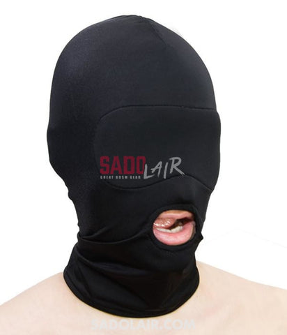 Universal Hood With Mouth Hole