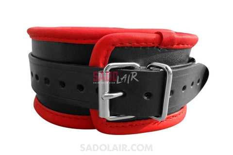 Luxury Leather Collar Sadolair Collection