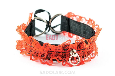 Collar For Sub Xi. - Red Sadolair Collection