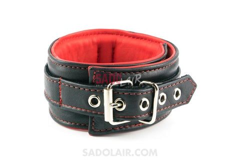 Leather Padded Collar Softy Sadolair Collection