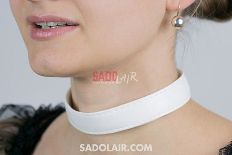 Classic Collar White Sadolair Collection