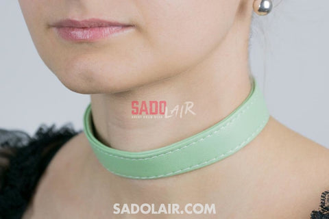 Classic Collar Mentol Sadolair Collection