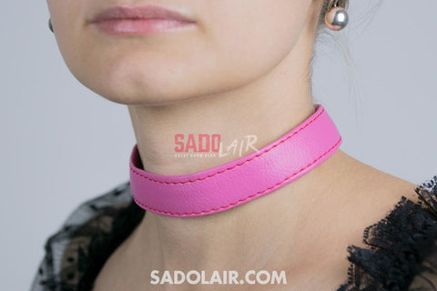 Classic Collar Pink Sadolair Collection