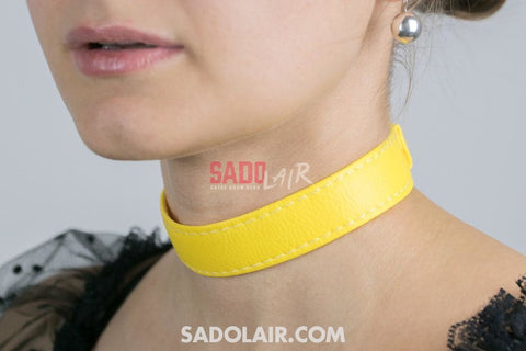 Classic Collar Yellow Sadolair Collection