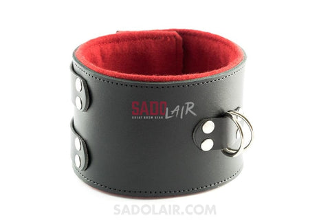 Wide Padded Collar Sadolair Collection