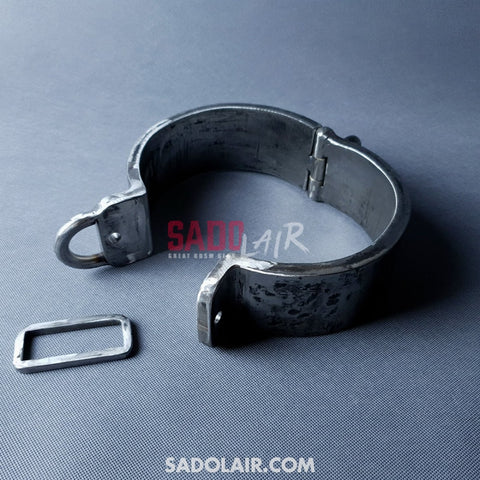 Solid Forged Bdsm Collar