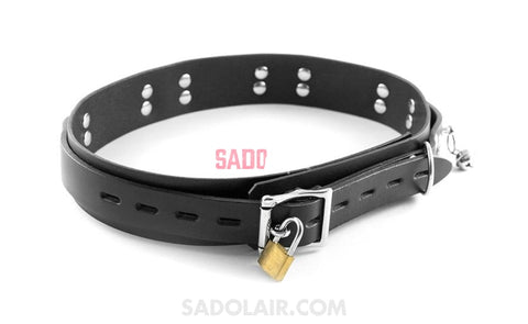 Decorated Bondage Belt Sadolair Collection