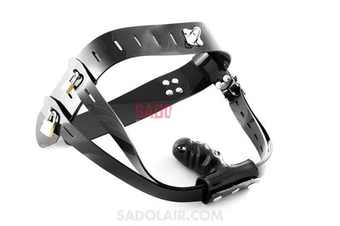 Ladies Pvc Chastity Belt