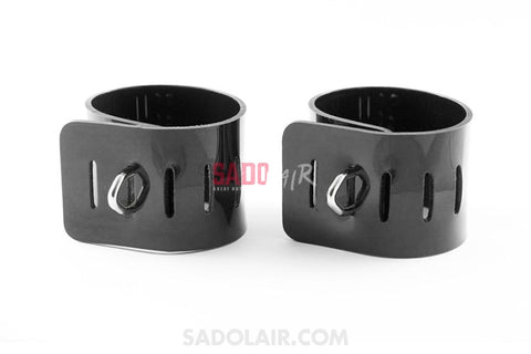 Pvc Handcuffs Wrist Simplex Sadolair Collection