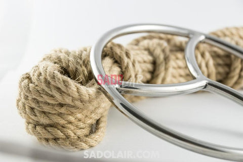 Stainless Shibari Monada Sadolair Collection