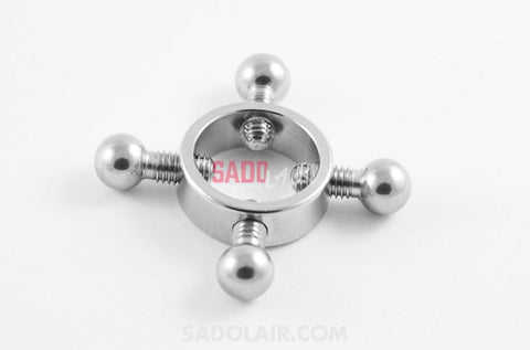 Nipple Clamps Torture Ring