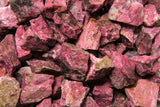 Pink Thulite (Zoisite/Tanzanite) from Madagascar