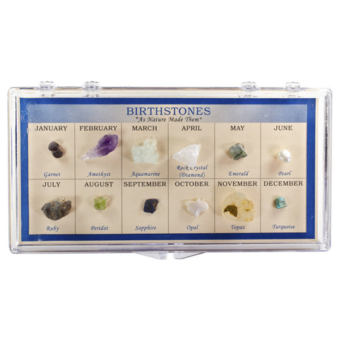 The Natural Gemstone Collection - Set #5