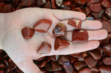 Tumbled Chestnut Jasper