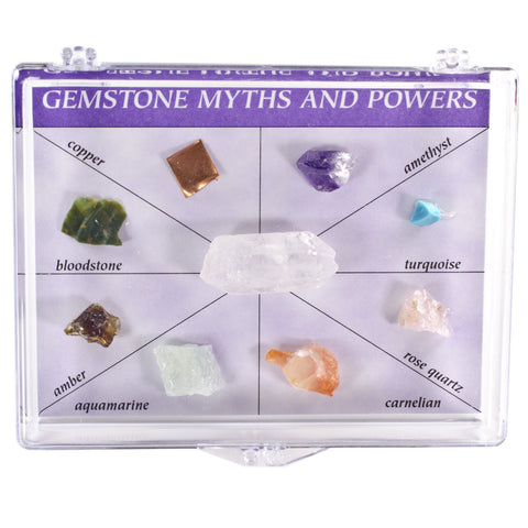 The Natural Gemstone Collection - Set #12