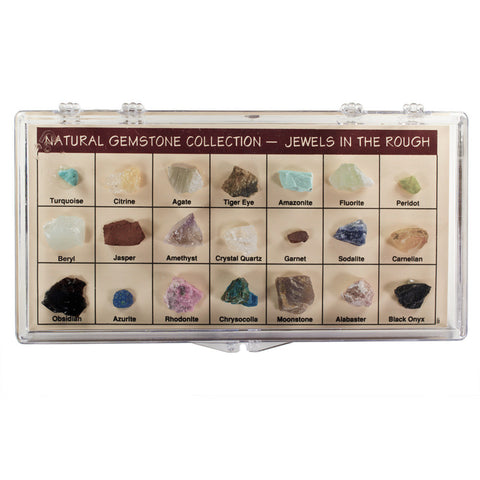 The Natural Gemstone Collection - Set #1