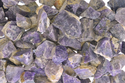 Purple Aventurine Rough Stones from Mexico