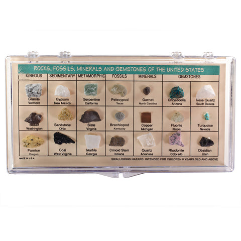 The Natural Gemstone Collection - Set #2