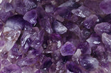 "Amethyst High Grade Rough from Brazil- ""AA"" Grade Semi Point"