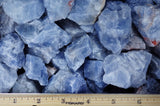 "Blue Calcite Rough - ""AAA"" Grade"