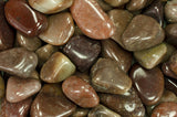 "Tumbled Red Aventurine ""AA"" Grade"
