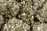 COCADA Golden Pyrite Rough - Raw Natural Fools Gold Crystals