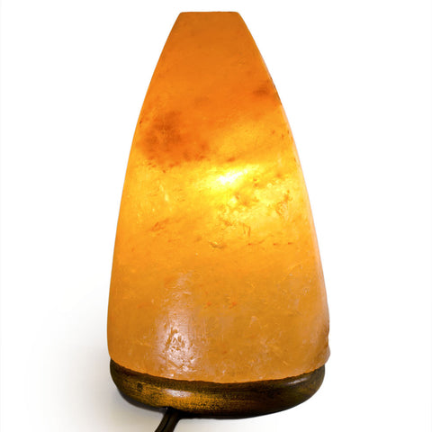 Natural Himalayan Cone Shape Salt Lamp